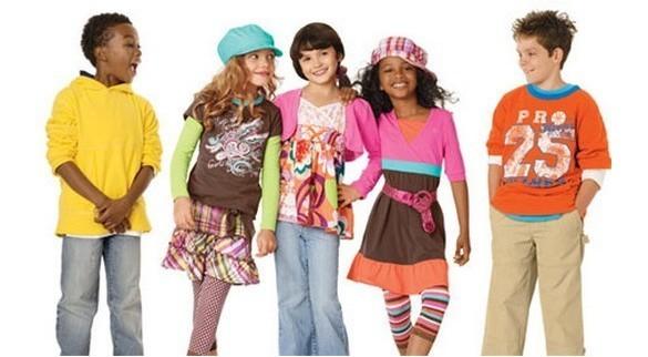 Детская одежда, психология