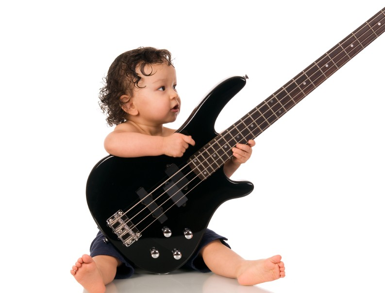 Как зажечь в ребенке музыкальную искорку?