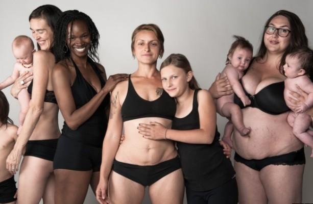 роды женщин фото