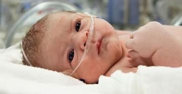 Гипоксия у новорожденного
