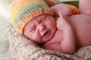 Легкая форма гипоксии новорожденного