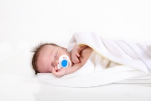 Новорожденный ребенок 4 недели