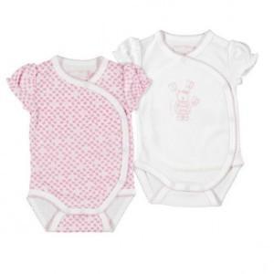 Летняя одежда для новорожденных