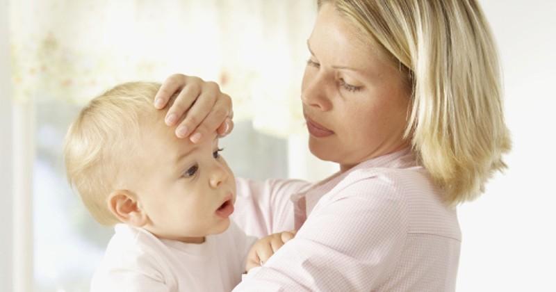 Что должна знать мама при возникновении у ребенка ОРВИ
