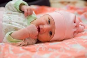 Аллергическая сыпь на лице у малыша
