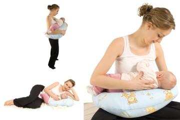 Контакт матери и ребенка при грудном вскармливании