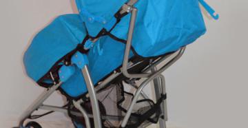 Летняя комплектация детской коляски