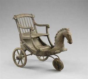Необычная коляска для ребенка