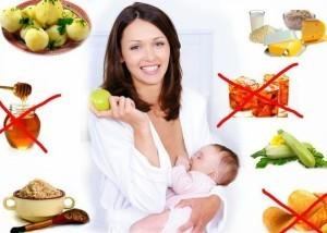 Что нельзя кушать маме при кормлении грудью