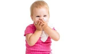 Аллергический ринит у новорожденных
