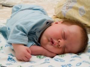 Дневной сон грудничка