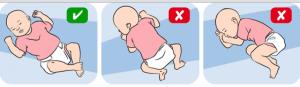 Как нельзя укладывать ребенка спать
