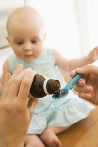 Лекарство от кашля для младенцев