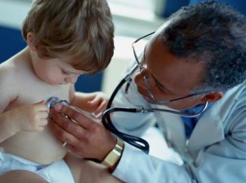 Осложнения после кашля и насморка у ребенка