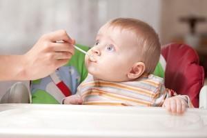 Первый прикорм новорожденных