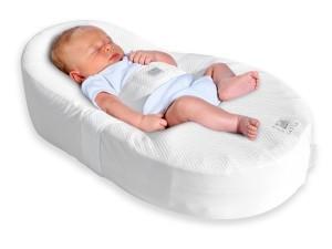 Позиционер для комфортного сна новорожденного