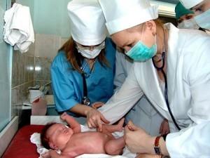 Сестринский процесс при кислородной недостаточности у ребенка