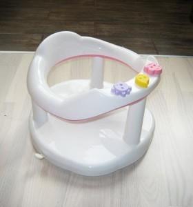 Стульчик для купания младенцев с 6 месяцев