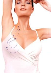 Упражнения для подтяжки груди