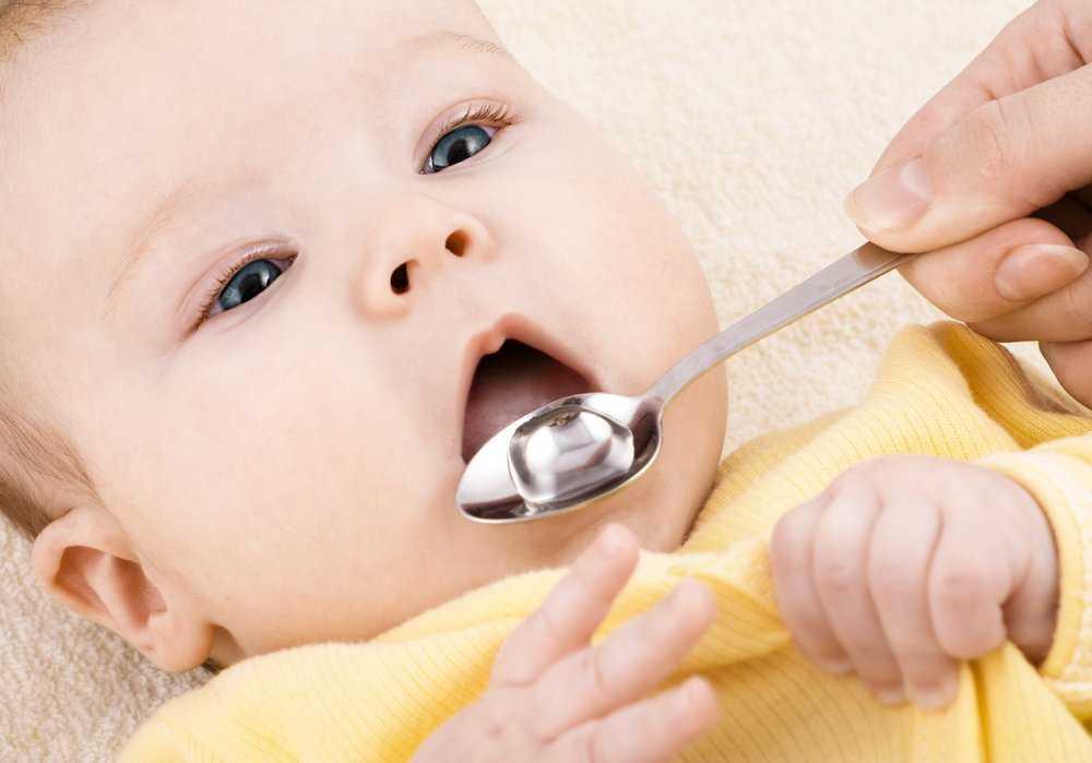 Витамины новорожденным в капельках