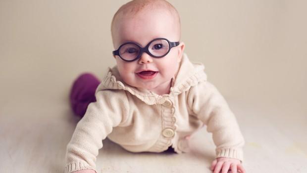 Как работает зрение у новорожденного