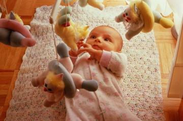 Развитие новорожденного в 1 месяц