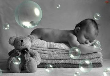 Спокойный сон новорожденного по методике Харви Карпа