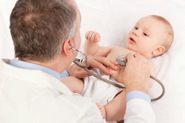 Лечение коклюша у малышей