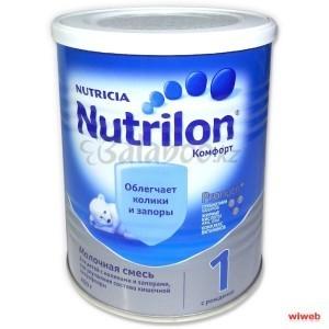 Нутрилон питание с рождения