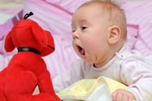 Игрушки для ребенка в 5 месяцев