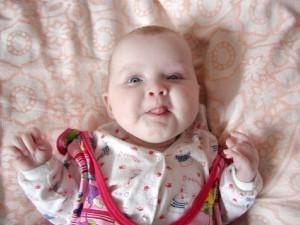 Новорожденный в 4 месяца