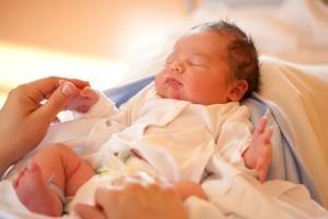 Симптомы ПЭП у младенцев