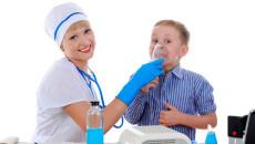 Лечение ингляциями в небулайзере