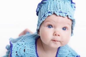 Ребенок в шесть месяцев переворачивается
