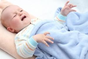 Симптомы судорог у новорожденных