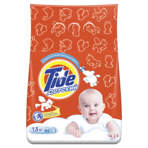 Тайд детский для новорожденных