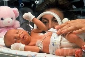 Ацетон у новорожденного