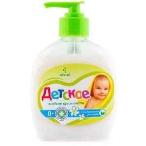 Детское мыло Весна жидкое