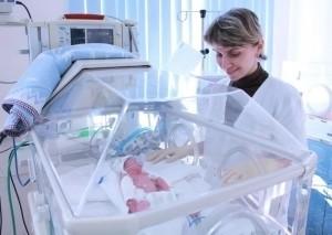 Инкубатор при гипотермии у новорожденных