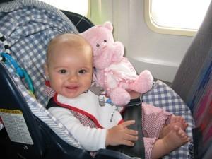 Какой транспорт выбрать на отдых с младенцем