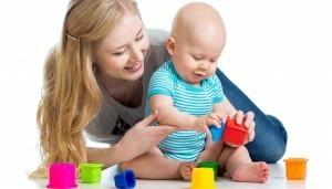 Как общаться с ребенком няне