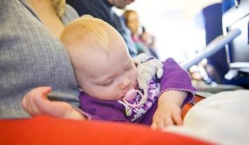 Поездка на отдых за границу с младенцем