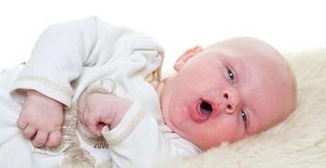 насморк и кашель при ангине у новорожденных