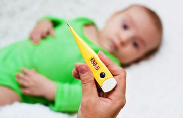 Если новорожденного укусил клещ