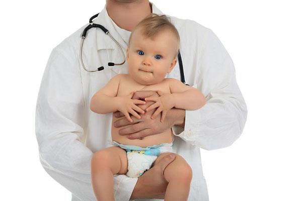 Дистрофия новорожденного: формы и течение болезни