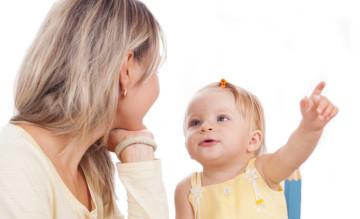Начинает ребенок говорить
