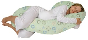 Подушка для беременных при бессоннице