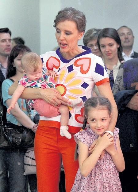Мать Ксении говорит, что если бы появился ребенок Алферовой Даун, супруги бы от него не отказались