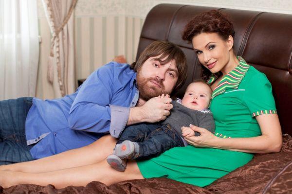Эвелина Бледанс и Александр Семин хотят еще детей