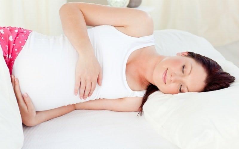 Режим сна при беременности